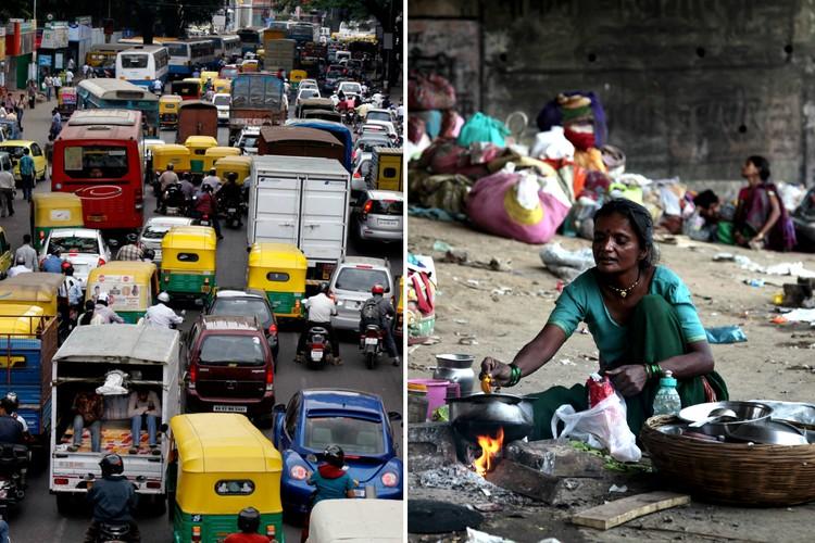 Страна контрастов: странные и жуткие факты об Индии