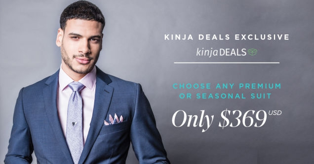 Photo of Last Call: Get Any of Indochino's Custom-Tailored Spring Suits For $349 [Exclusive]
