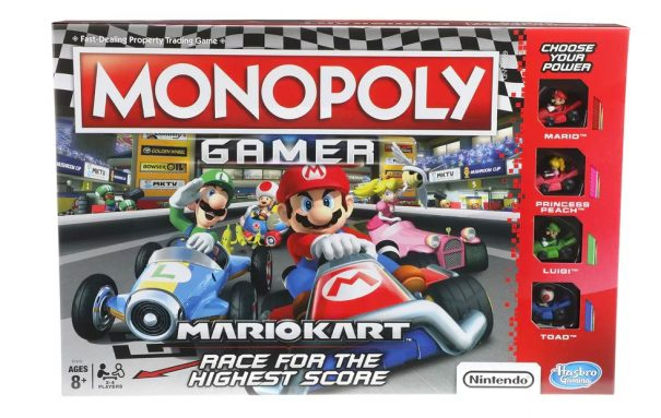 Photo of Monopoly is getting a Mario Kart makeover