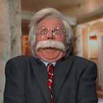 Photo of Best of Late Night: Dana Carvey Plays John Bolton With a 'Hair Trigger,' Emphasis on Hair