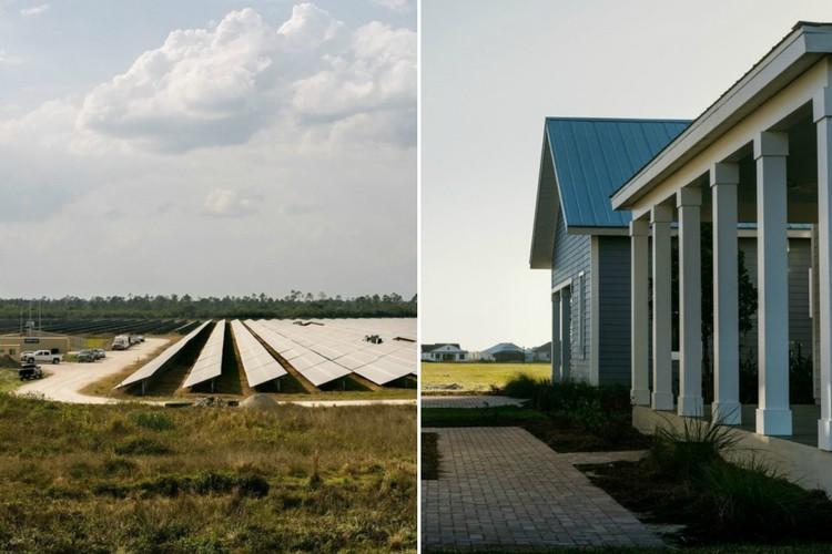 Бабкок-ранч: город, полностью функционирующий на солнечной энергии