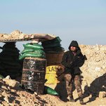 Photo of At War: On the Road to Sinjar, Armed Men With Shifting Allegiances Decide Who Can Pass
