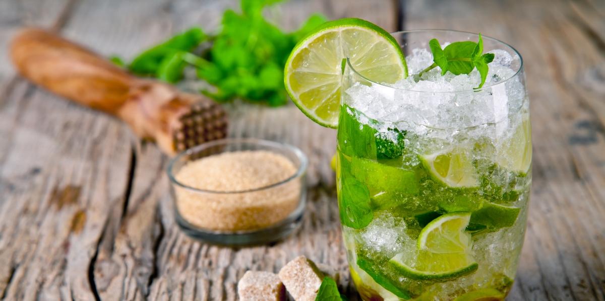 Домашний безалкогольный мохито