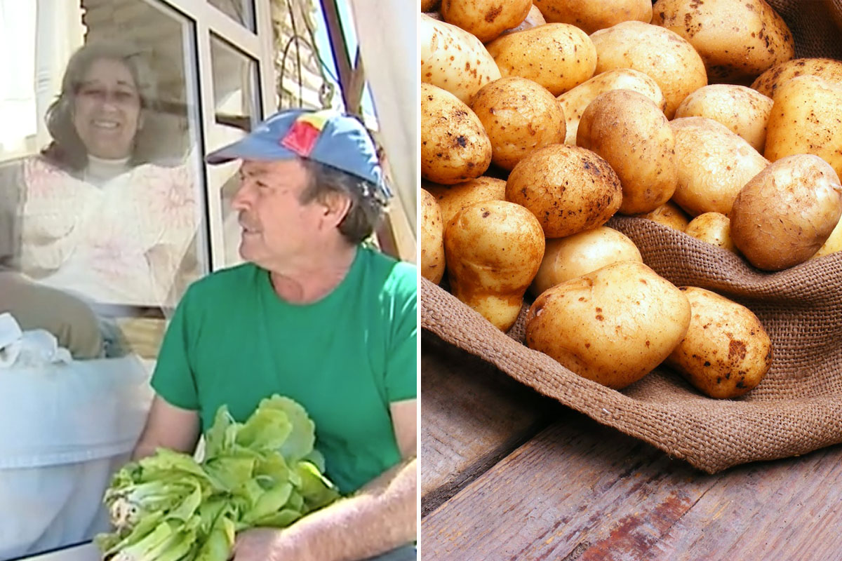 Из-за картошки испанка подхватила редкие болезни и 13 лет живет за стеклом