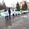 Новосибирцы выступили против строительства в пойме реки Ельцовка