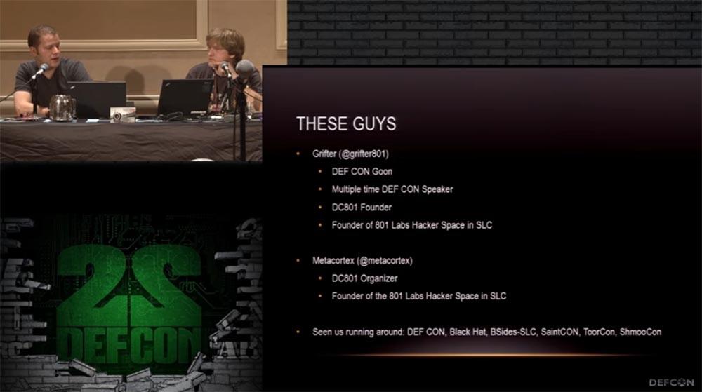 """Фото [Перевод] Конференция DEFCON 22. """"Путешествие по тёмной стороне Интернет. Введение в Tor, Darknet и Bitcoin"""""""