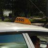 В Красноярске на таксиста напал вооруженный битой пассажир