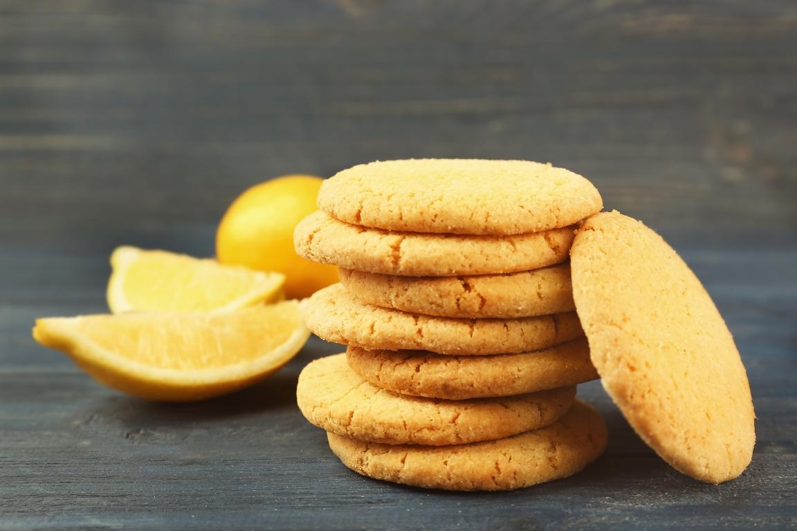 Любимое лимонное печенье
