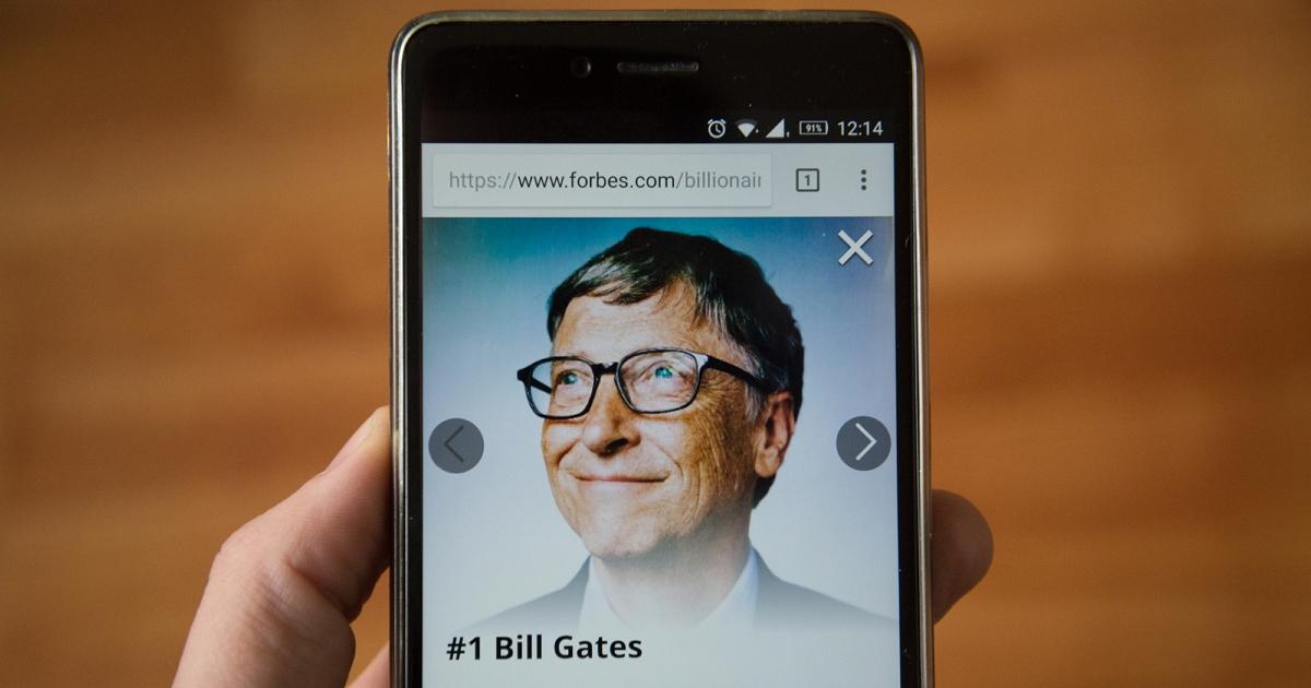Возлюбите ботаников. Правила успеха Билла Гейтса