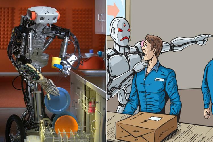 Фото К 2030 году 800 млн человек могут остаться без работы из-за роботов