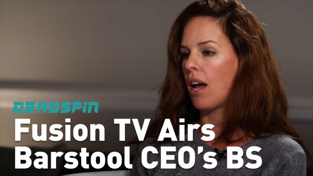 Photo of Oh God, Even Our Parent Company Is Airing The Barstool Sports CEO's Evasive, Charming Bullshit