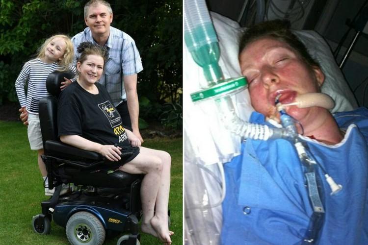 Фото Опасные игры: англичанку парализовало прямо во время секса