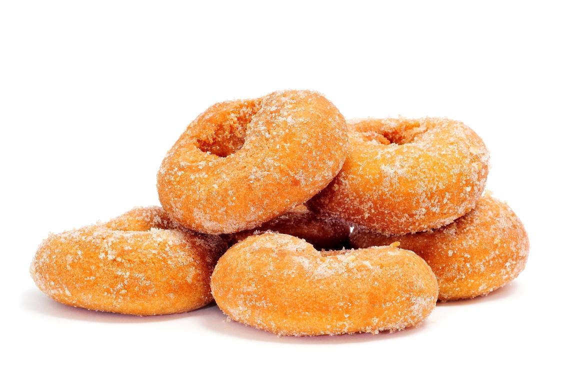 Аппетитные домашние пончики