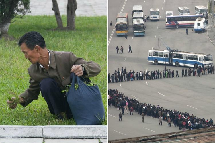 Фото За стеной: как выглядит повседневная жизнь Северной Кореи.