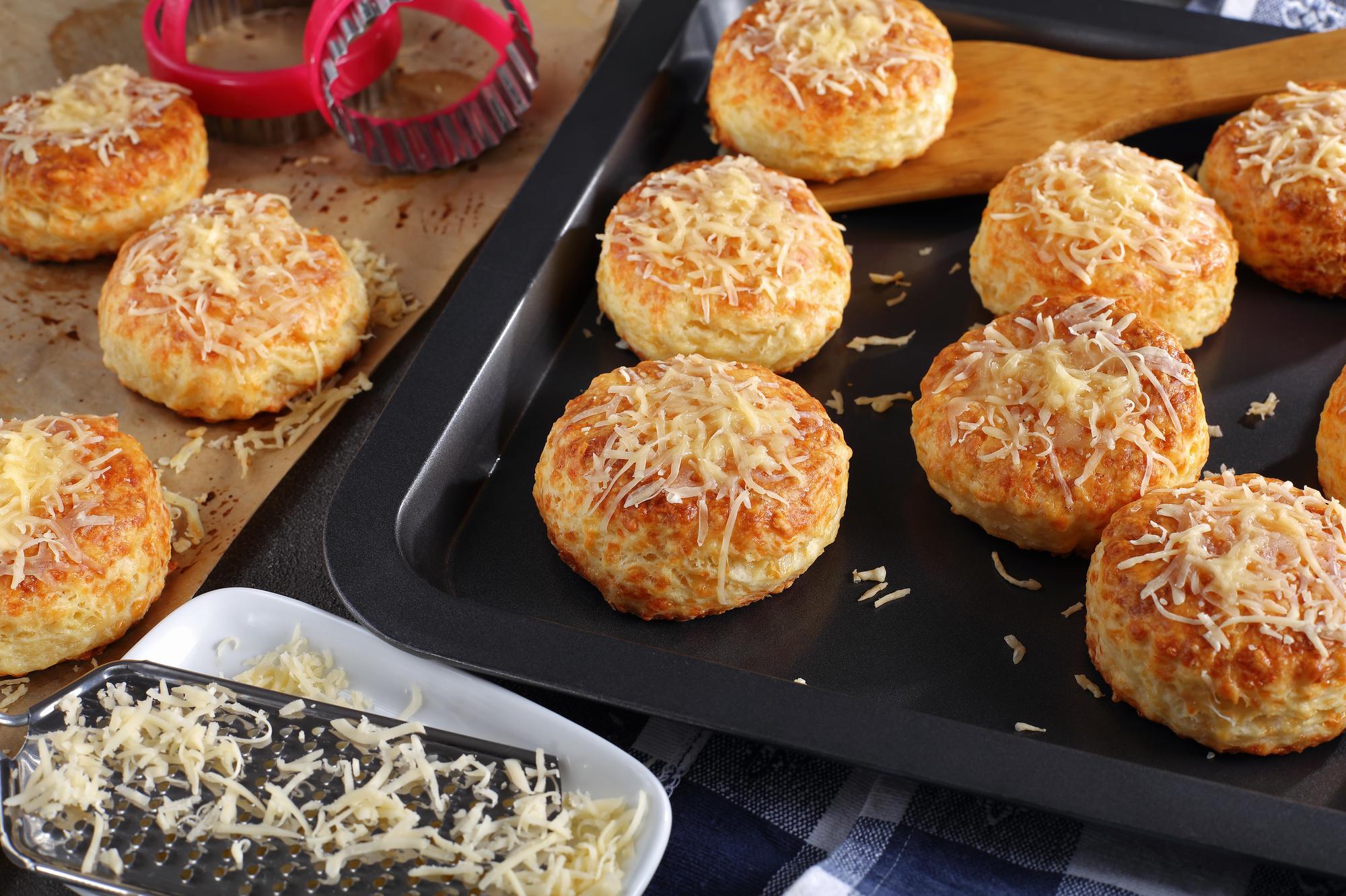 Английские сконы – идеальные булочки для завтрака!