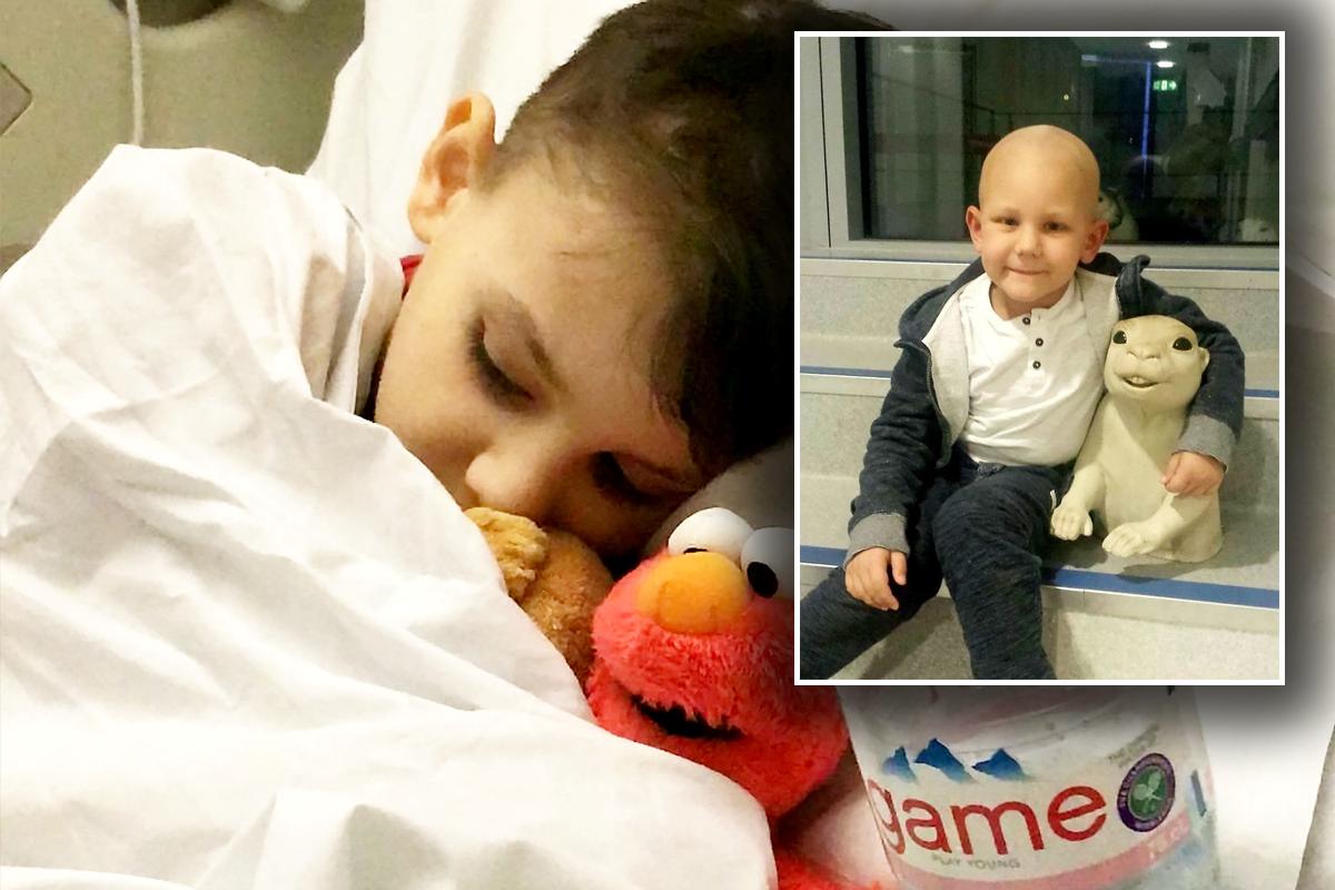 Один на 7 миллиардов: мальчик побеждает рак без лечения