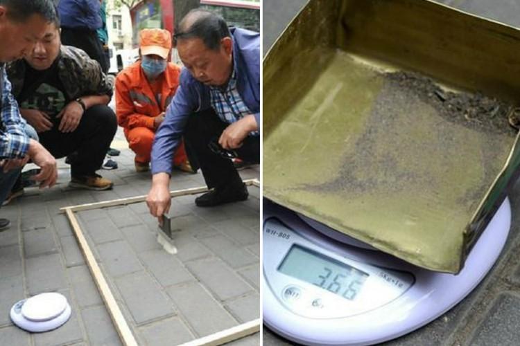 Странные дела, или зачем в Китае взвешивают пыль
