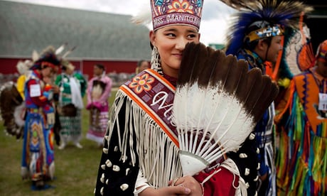 Photo of 'Legal discrimination is alive and well': Canada's indigenous women fight for equality