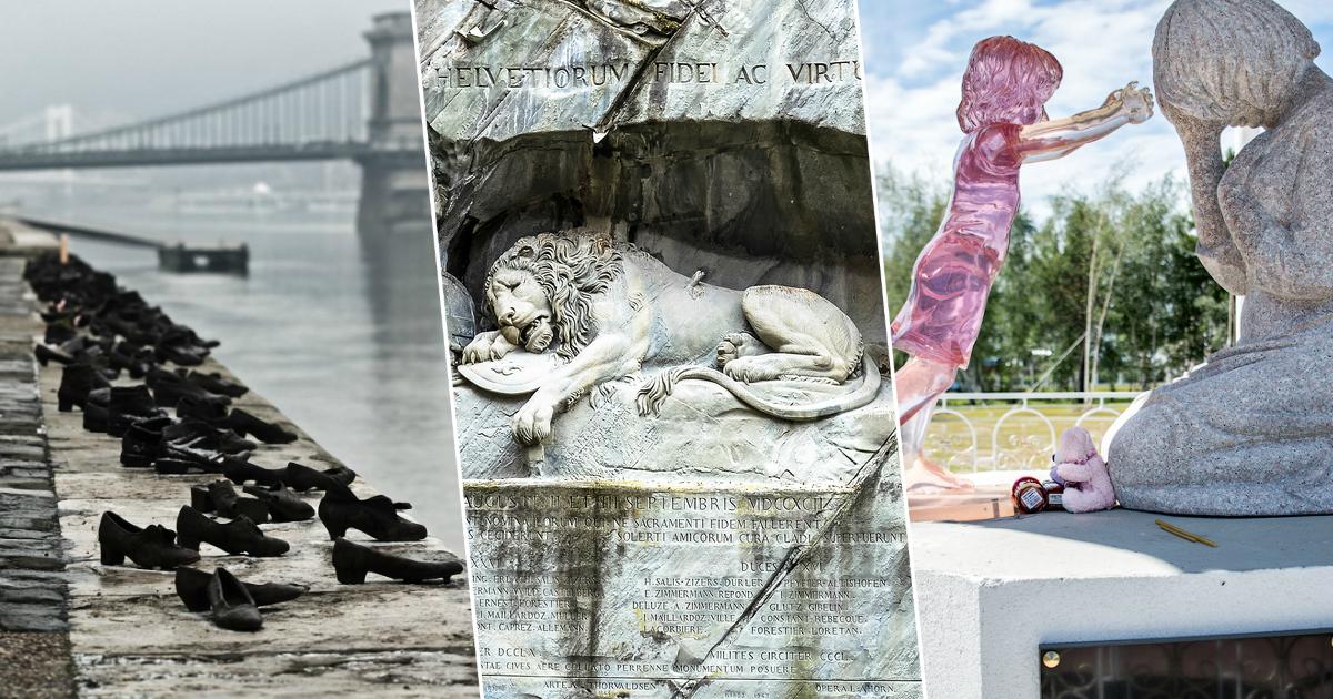 Тонкое искусство: самые грустные памятники в мире