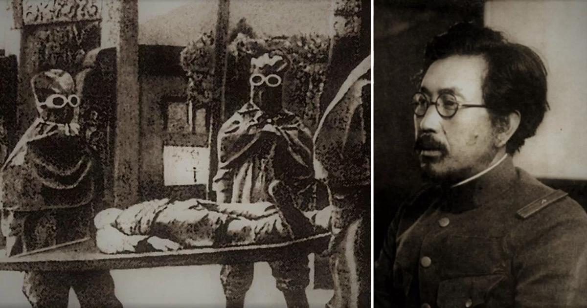 Фото История отряда японских врачей-убийц, информация о которых долгое время скрывалась