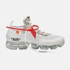 Off-White x Nike Air VaporMax Flyknit Total White