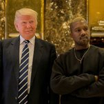Photo of Trump and Kanye West Share Praise-Filled Tweets. And, Apparently, 'Dragon Energy.'