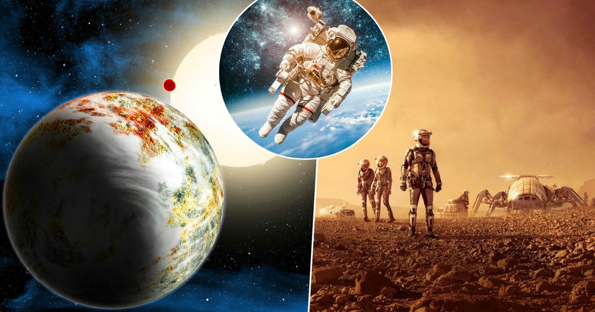 Фото Внеземные: планеты, на которых, возможно, придется жить людям