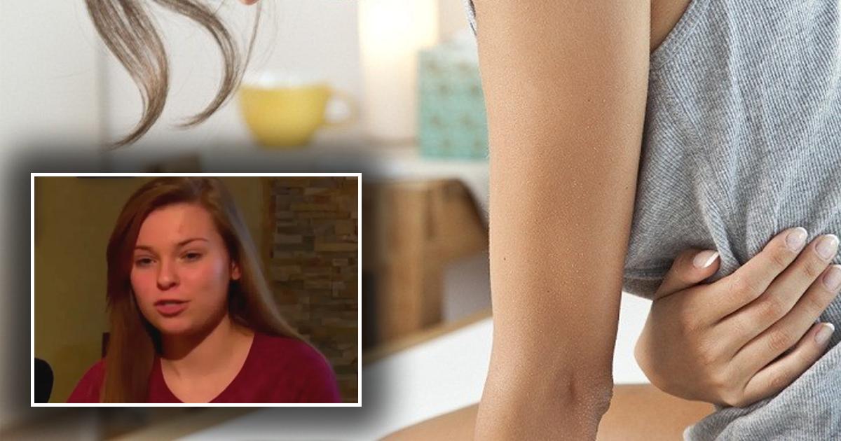 Фото Врачи считали, что девушка притворяется больной, пока не обнаружилась причина ее мучительных болей