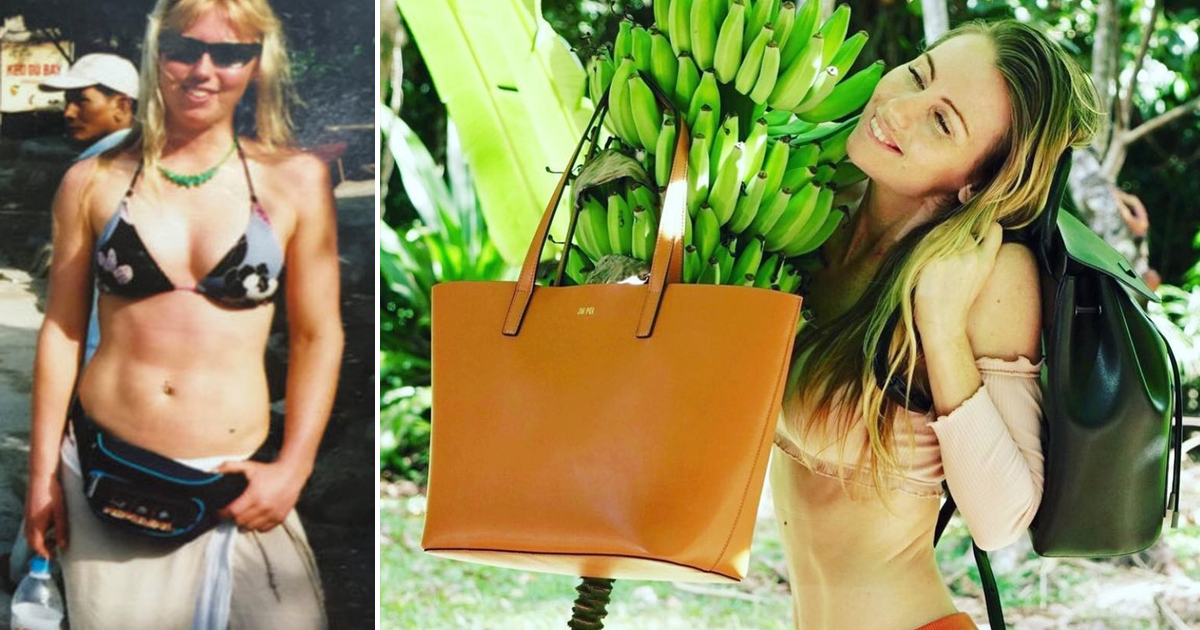 Фото Девушка победила анорексию, булимию, наркоманию, и ушла жить в джунгли