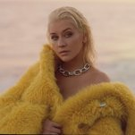 Playlist: The Playlist: Christina Aguilera's Bizarre Puzzle, and 13 More New Songs