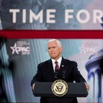 Pence's Doctor Resigns as White House Medical Shake-Up Continues