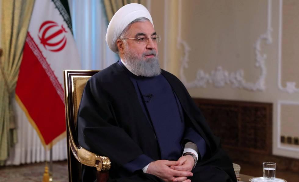 """Photo of EUA se arrependerão """"muito cedo"""" caso abandonem acordo nuclear, adverte presidente iraniano"""