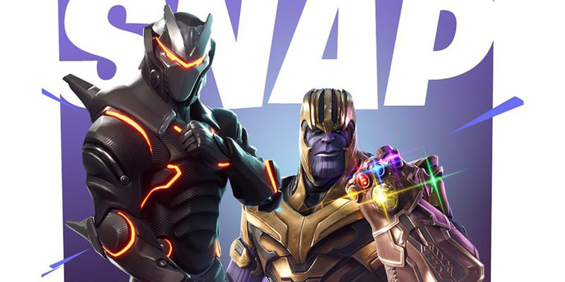 Photo of Thanos is teaming up with 'Fortnite Battle Royale'