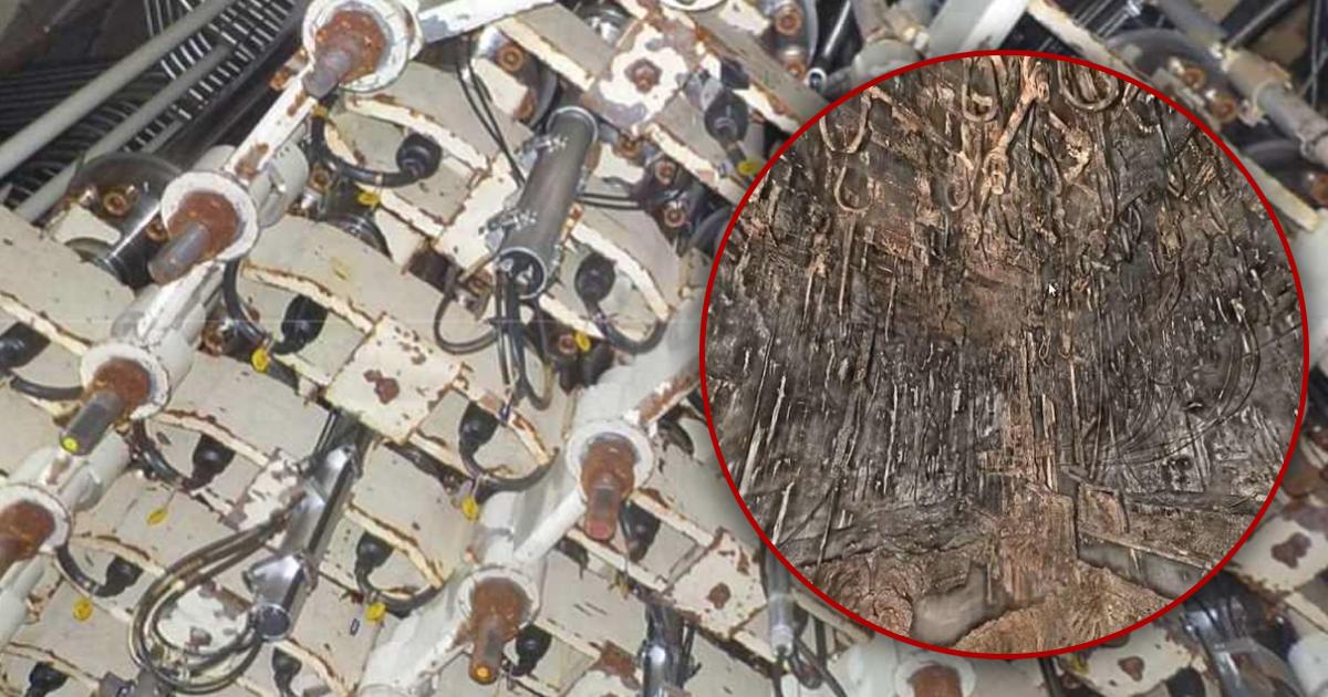 """Как выглядит сейчас сердце разрушенного реактора """"Фукусимы"""""""