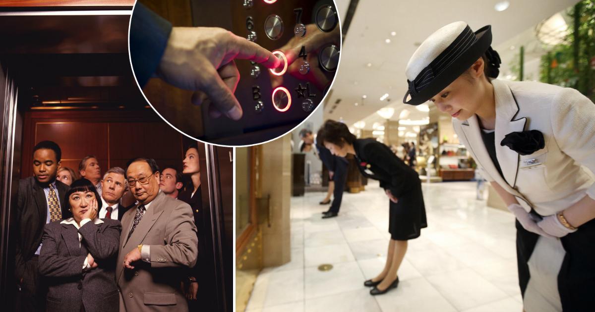 Особенности культуры: почему в Японии лучше не заходить первым в лифт