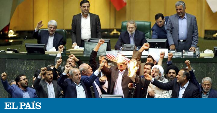 """Photo of """"Sr. Trump, o senhor cometeu um erro"""", diz líder iraniano após fim do pacto nuclear"""