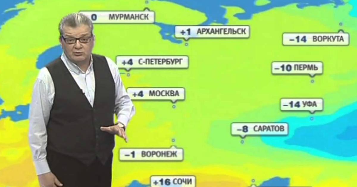 Как составляют прогноз погоды?
