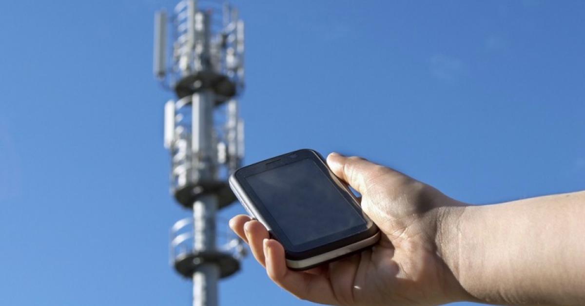 Фото Как устроена мобильная связь?