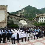 China Blocks a Memorial Service to Sichuan Earthquake Victims