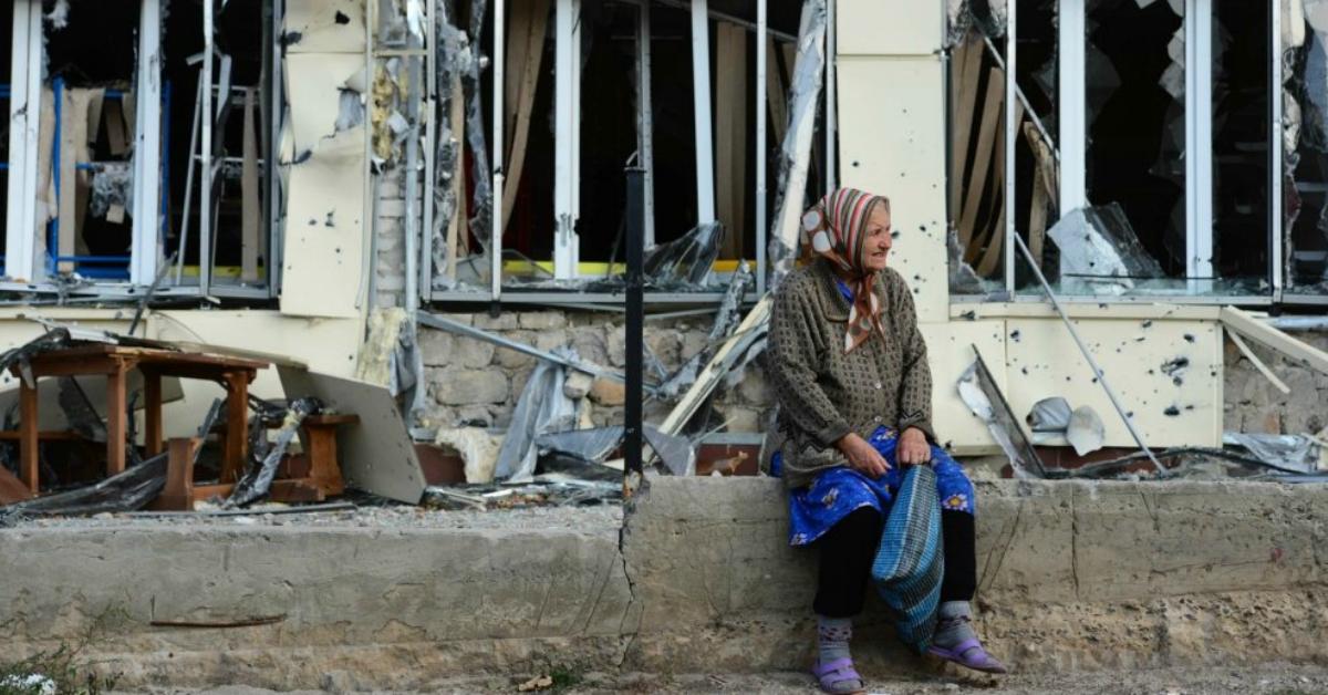 Фото Почему началась война в Донбассе?