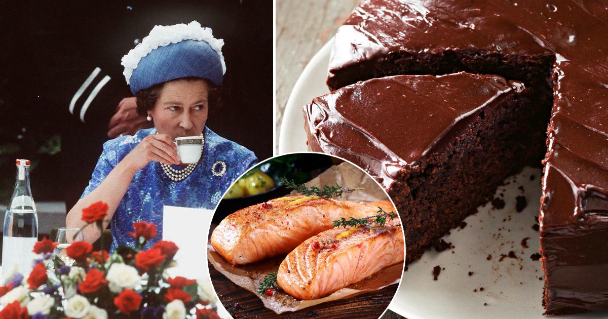 Фото Никакого молочного шоколада! Секреты питания Елизаветы II