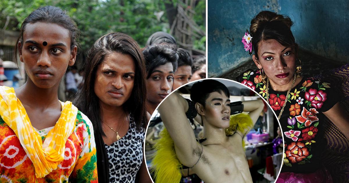 Фото Выход за рамки: как выглядит третий пол в разных культурах мира