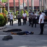 Indonesia Sword Attack on Police Follows String of Deadly Bombings