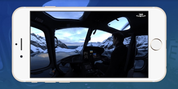 Photo of Gfycat unveils 360Loop for looping content in 360 videos and VR