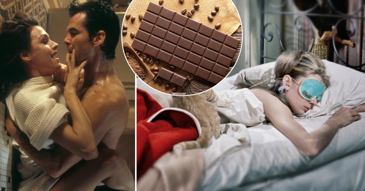 Больше секса и кофе, или простые способы разогнать метаболизм