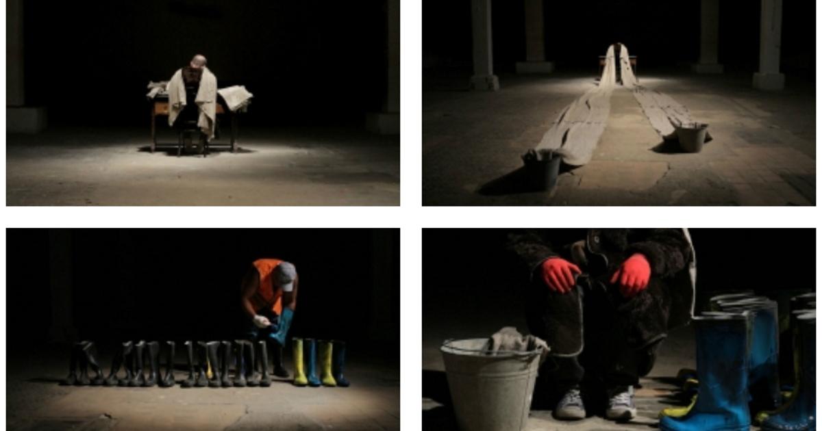 """Выставка """"Хаим Сокол. Свидетельство"""""""