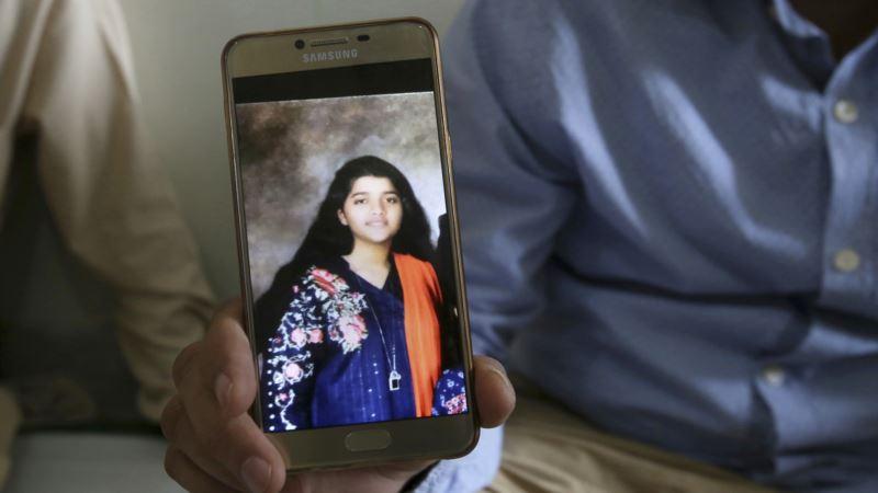Photo of Pakistani Exchange Student Among Dead in Texas Shooting