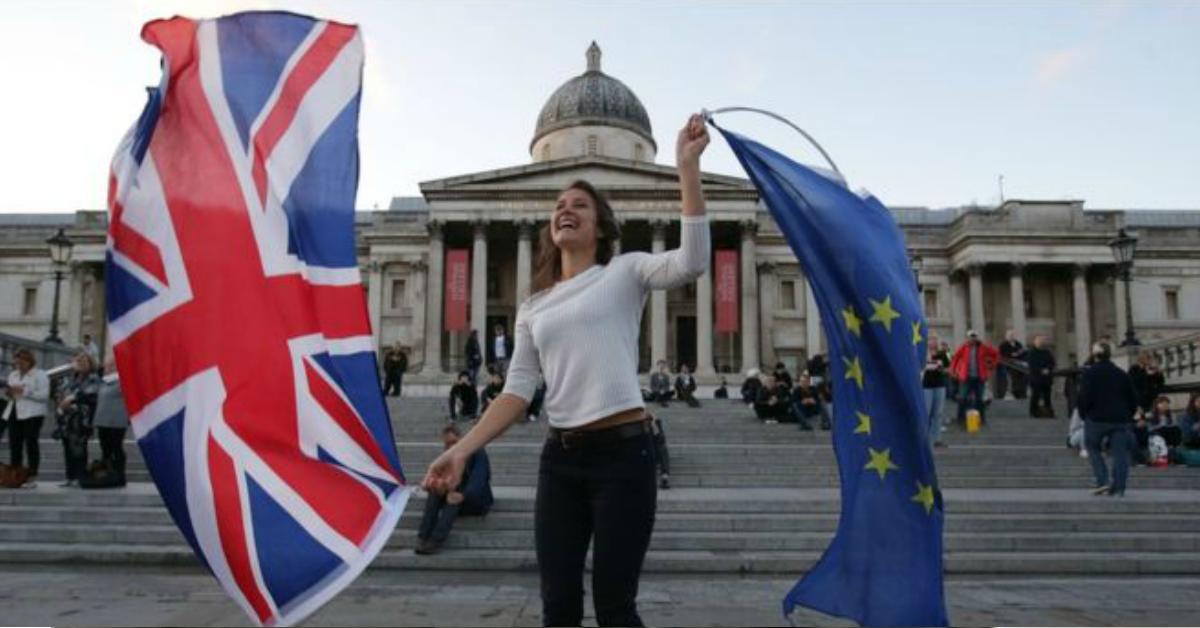 Фото Почему Британия выходит из Евросоюза?