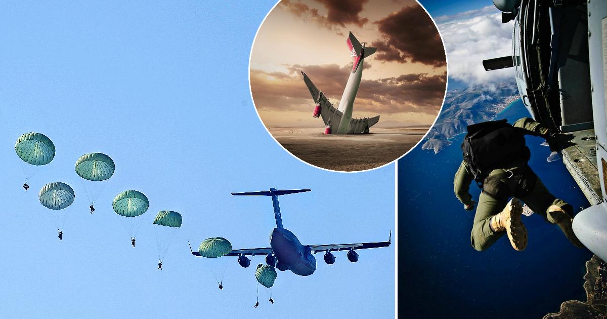 Фото Выжить не удасться? Почему в самолетах на случай катастрофы не выдают парашюты