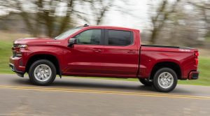 Chevrolet Puts a 307-Horsepower Four-Cylinder in Its Full-Size Silverado Pickup